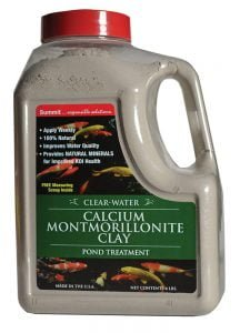 Clear-Water® Pond Clay