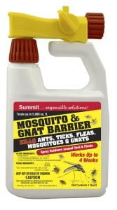 Mosquito & Gnat Barrier