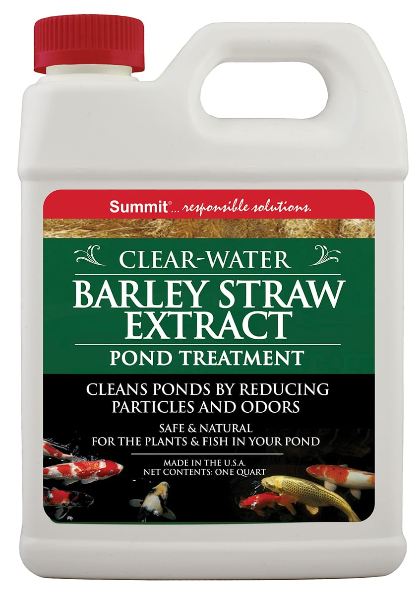 Clear-Water Barley Straw Extract