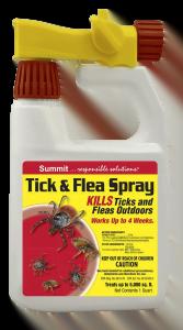Summit® Tick & Flea Spray