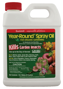 Year-Round® Spray Oil