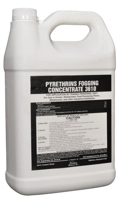 Pyrethrin Fogging Concentrate 3-6-10_SUPYF1